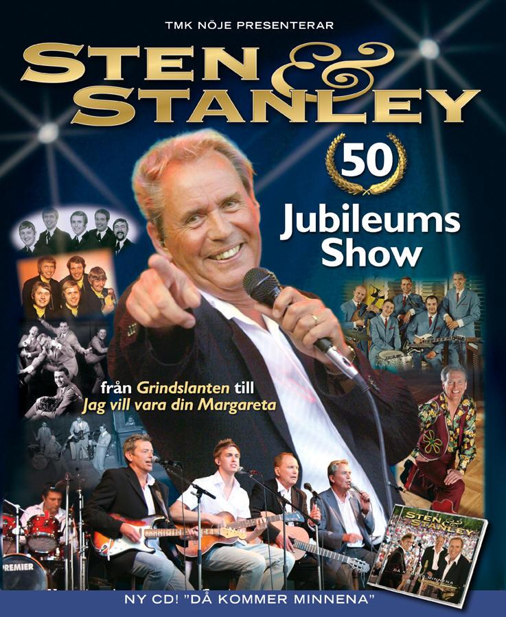 sten & stanley 50 år Sten & Stanley sten & stanley 50 år